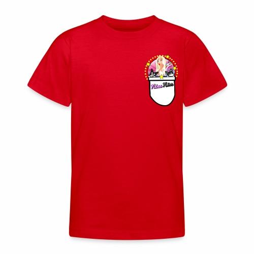 Nina Nice Pocket - Teenager T-Shirt