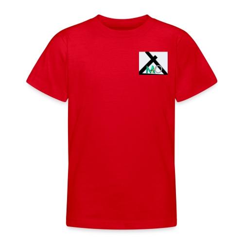 MaxO dreieck - Teenager T-Shirt