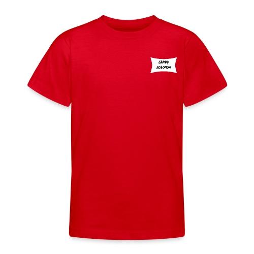 slimeysolomon1 - Teenage T-Shirt