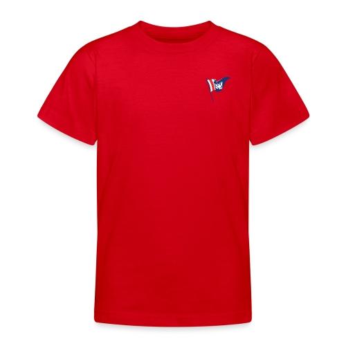 AIYCB_Flagge - Teenager T-Shirt