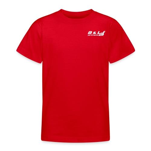 B&L Performance wit - Teenager T-shirt
