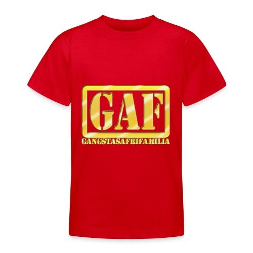 GAF - Camiseta adolescente