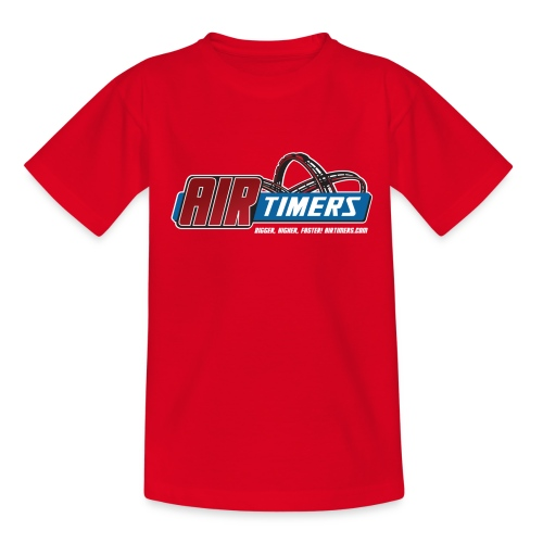 airtimers - Teenager T-Shirt