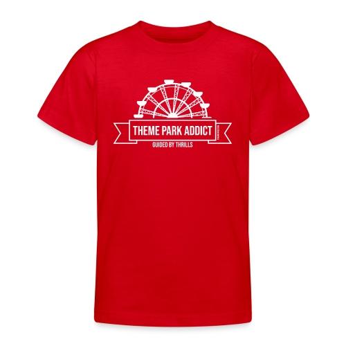 Insigne de parc à thème Addict - T-shirt Ado