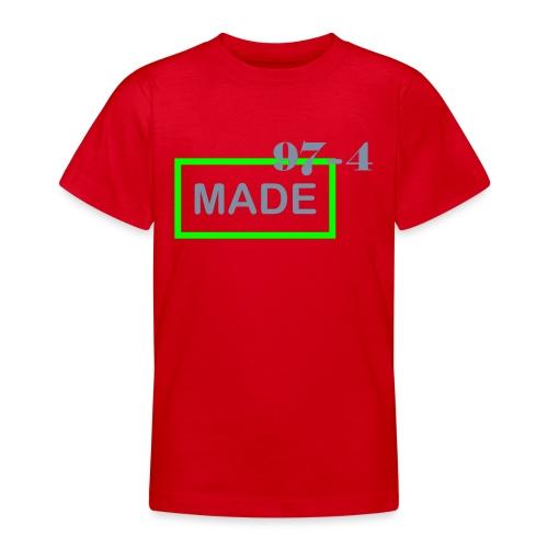 Design made in 974 - T-shirt Ado