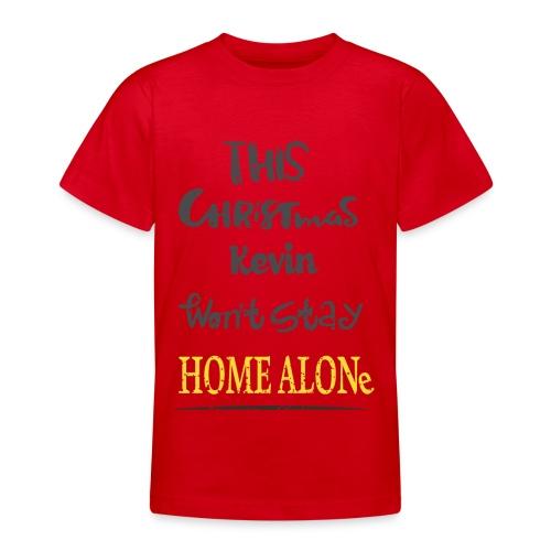 Kevin McCallister Home Alone - Koszulka młodzieżowa