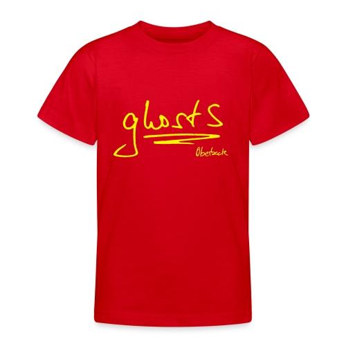 ghostsoberconverted - Teenager T-Shirt