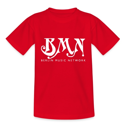 bmn ercan 1white - Teenager T-Shirt