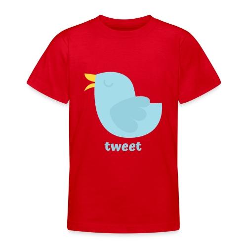 tweet - Teenager-T-shirt