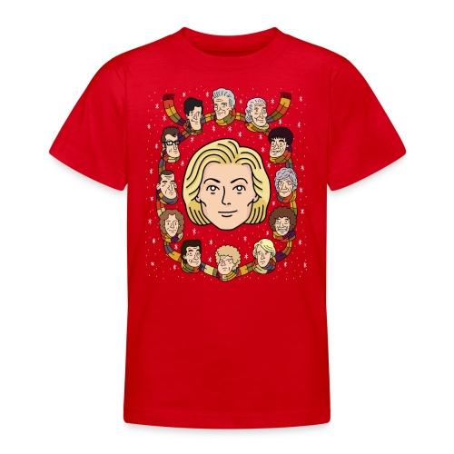 The Thirteenth Doctor - Teenage T-Shirt