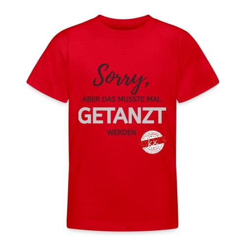 Sorry sg - Teenager T-Shirt