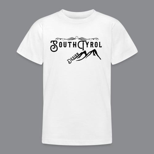 SouthTyrol Design - Teenager T-Shirt