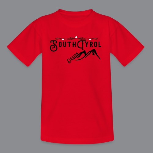 SouthTyrol Design - Teenager T-Shirt