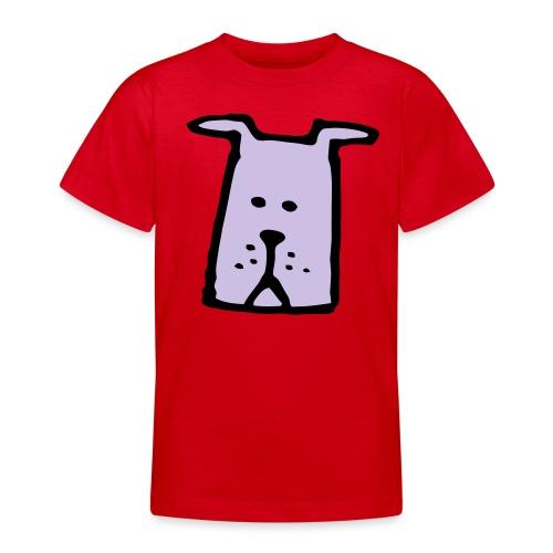 süßer Hund - Design - Geschenk für Kinder - Comic - Teenager T-Shirt