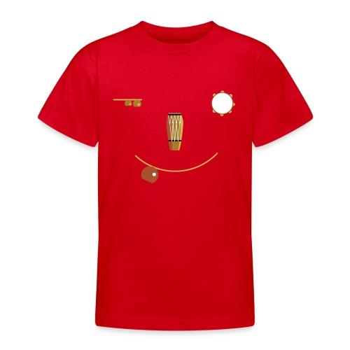 Bateria Alegra - Teenage T-Shirt