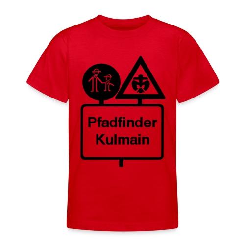 285 cm stammeslogo sw vektor - Teenager T-Shirt