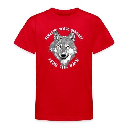 follow your destiny - Teenager T-Shirt