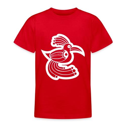American spanish ave étnica - Camiseta adolescente
