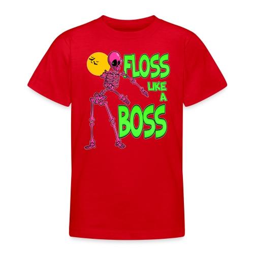 Floss like a Boss - Teenager T-Shirt