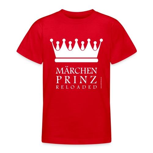 Märchenprinz Reloaded Boys - Teenager T-Shirt