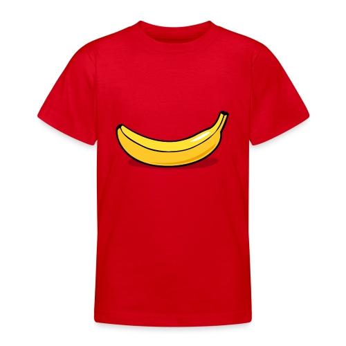 banaan smile - Teenager T-shirt