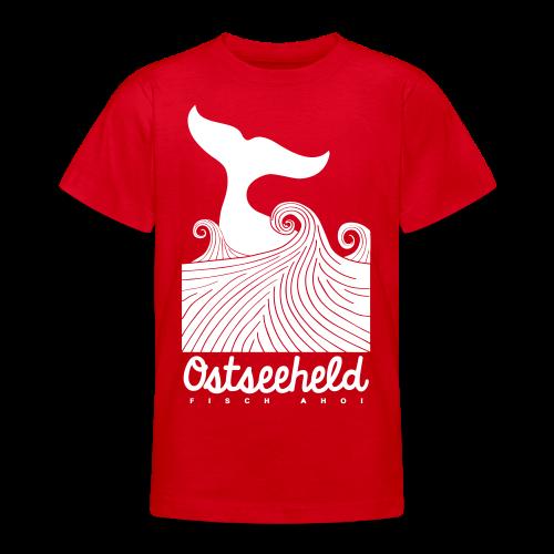 Ostseeheld - Teenager T-Shirt