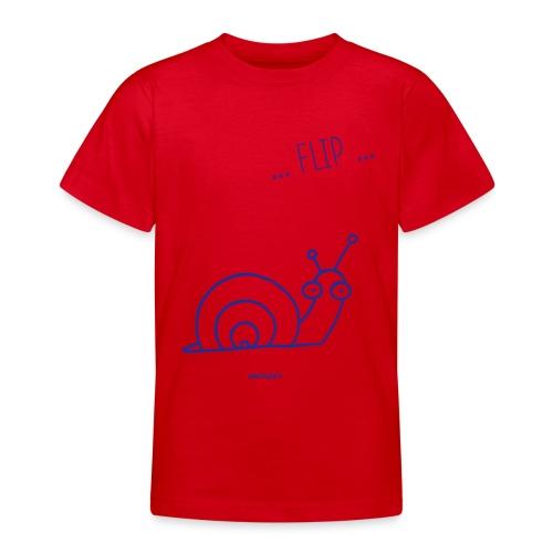lumaca - Maglietta per ragazzi