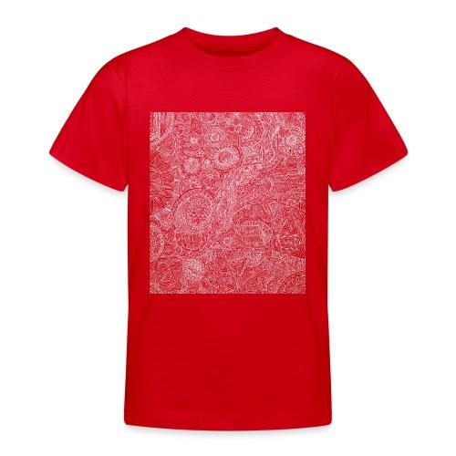 freier Geist - Teenager T-Shirt