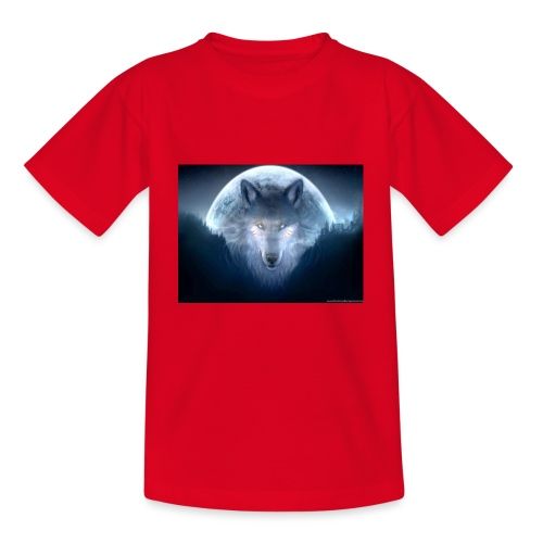WolfMerch - Teenage T-Shirt