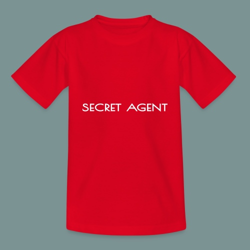 Secret agent - Teenager T-shirt