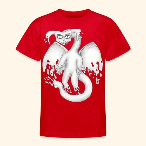 Spökdrake - T-shirt tonåring