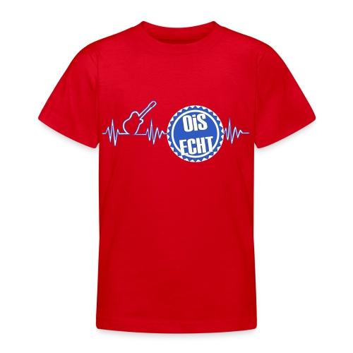 Ois Echt Puls - Teenager T-Shirt