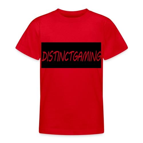 Distinct Gaming - Merch - Teenage T-Shirt