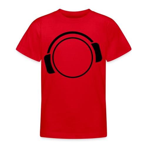 Mental Madness Head 1 - Teenager T-Shirt