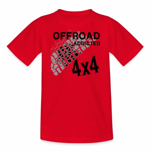 OFF Road Addicted - Teenager T-Shirt