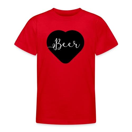 I love beer - T-shirt Ado