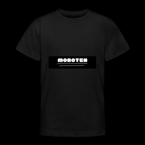 MErch - T-shirt tonåring