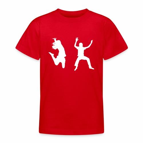 Trampoline - Teenage T-Shirt