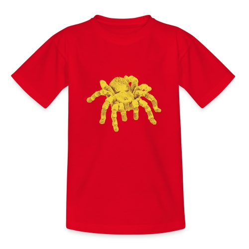 Spinne Gold - Teenager T-Shirt