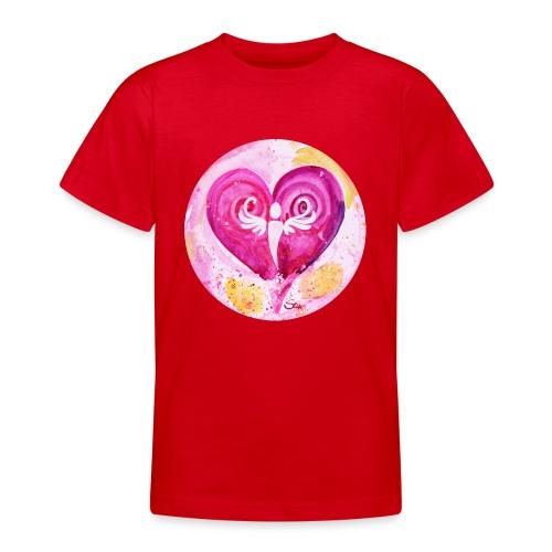 Engel des LiebesGlücks - Teenager T-Shirt