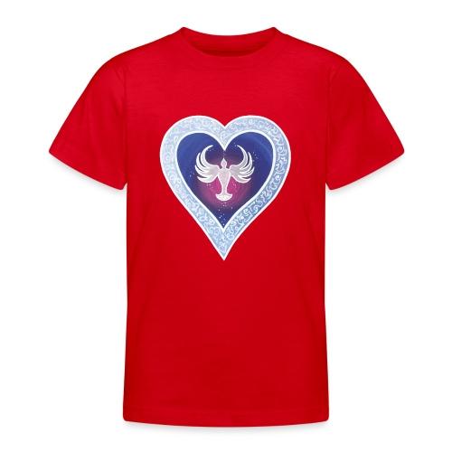 HerzEnergie Frieden - Sonja Ariel von Staden - Teenager T-Shirt