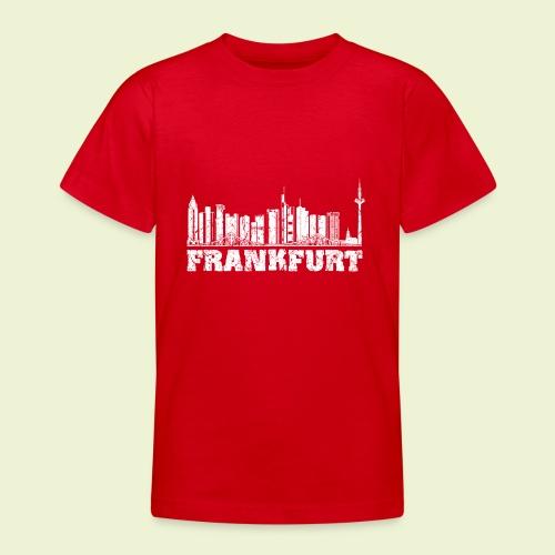 Frankfurt - Teenager T-Shirt