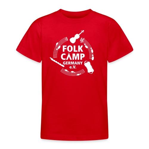 FCG Logo - Teenager T-Shirt
