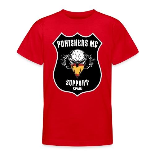 punishers support - Camiseta adolescente