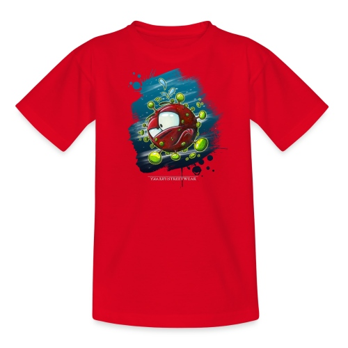 Take a look on the inside - Covid - Teenager T-Shirt