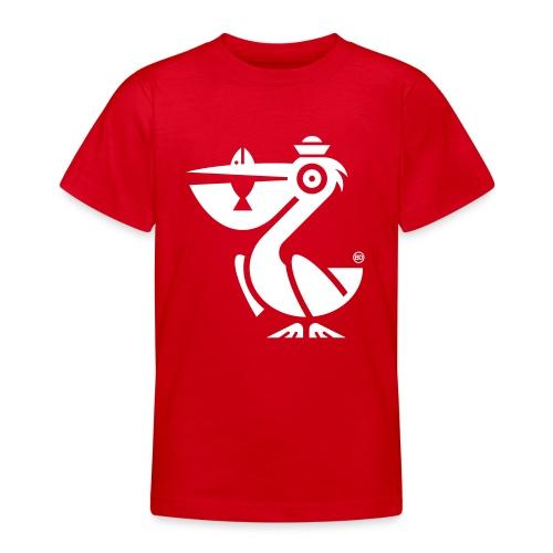 mb_pelican - Teenager T-Shirt