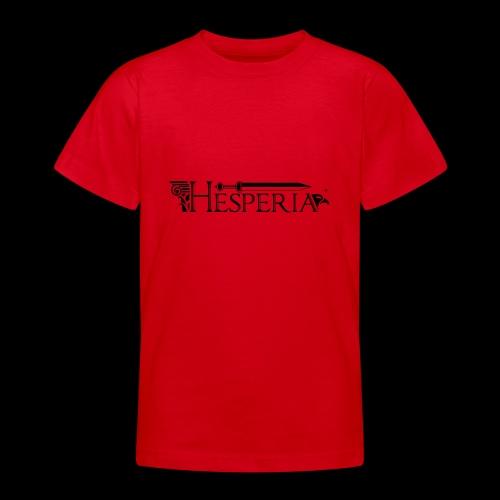 HESPERIA logo 2016 - Teenage T-Shirt