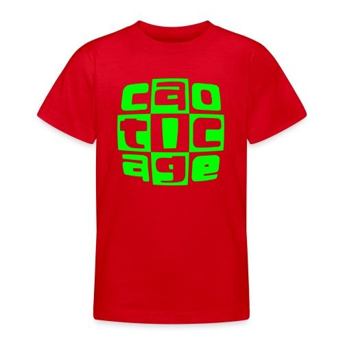 caoticagelogo - Maglietta per ragazzi