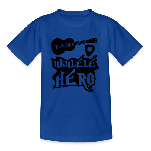 Ukelele Hero - Teenage T-Shirt