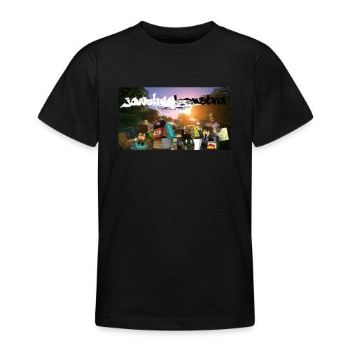 6057231244D88B5F5DED63C6F58FB0122038CBC7A63A50B55 - Teenage T-Shirt